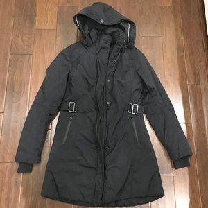 Lululemon Apres Piste Winter Jacket Black Size 8